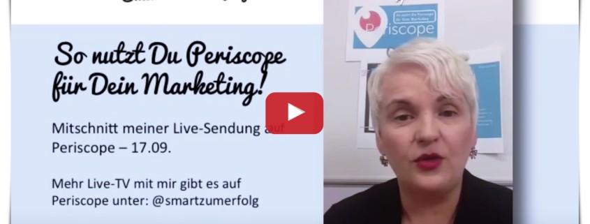 Video: So nutzt Du Periscope für Dein Marketing
