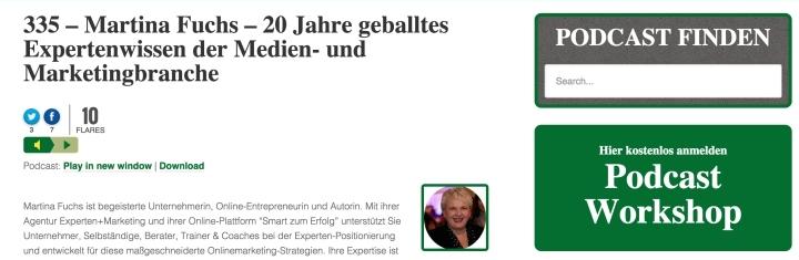 Martina Fuchs - Tom's Talk Time Interview