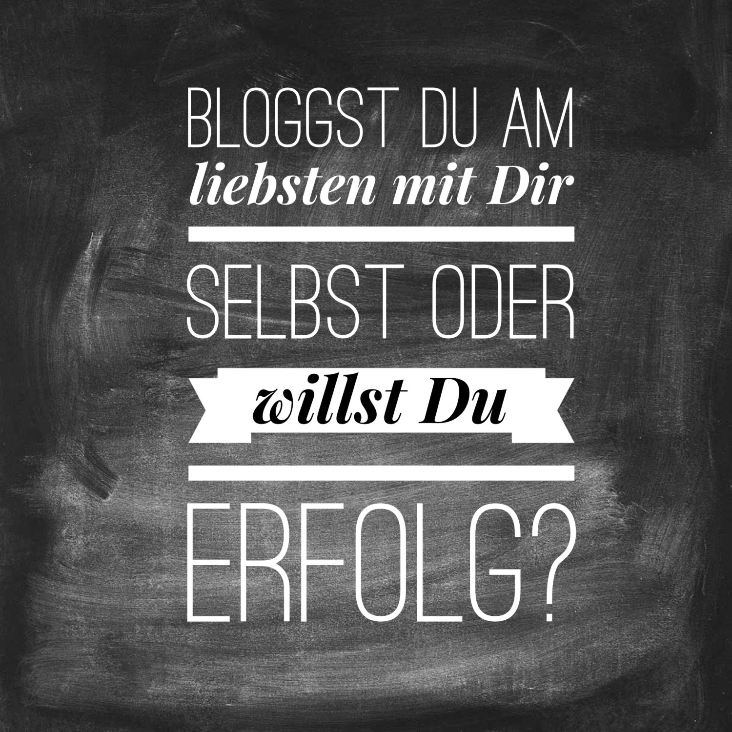bloggst du am liebsten mit dir selbst oder willst du erfolg martina fuchs experten marketing. Black Bedroom Furniture Sets. Home Design Ideas