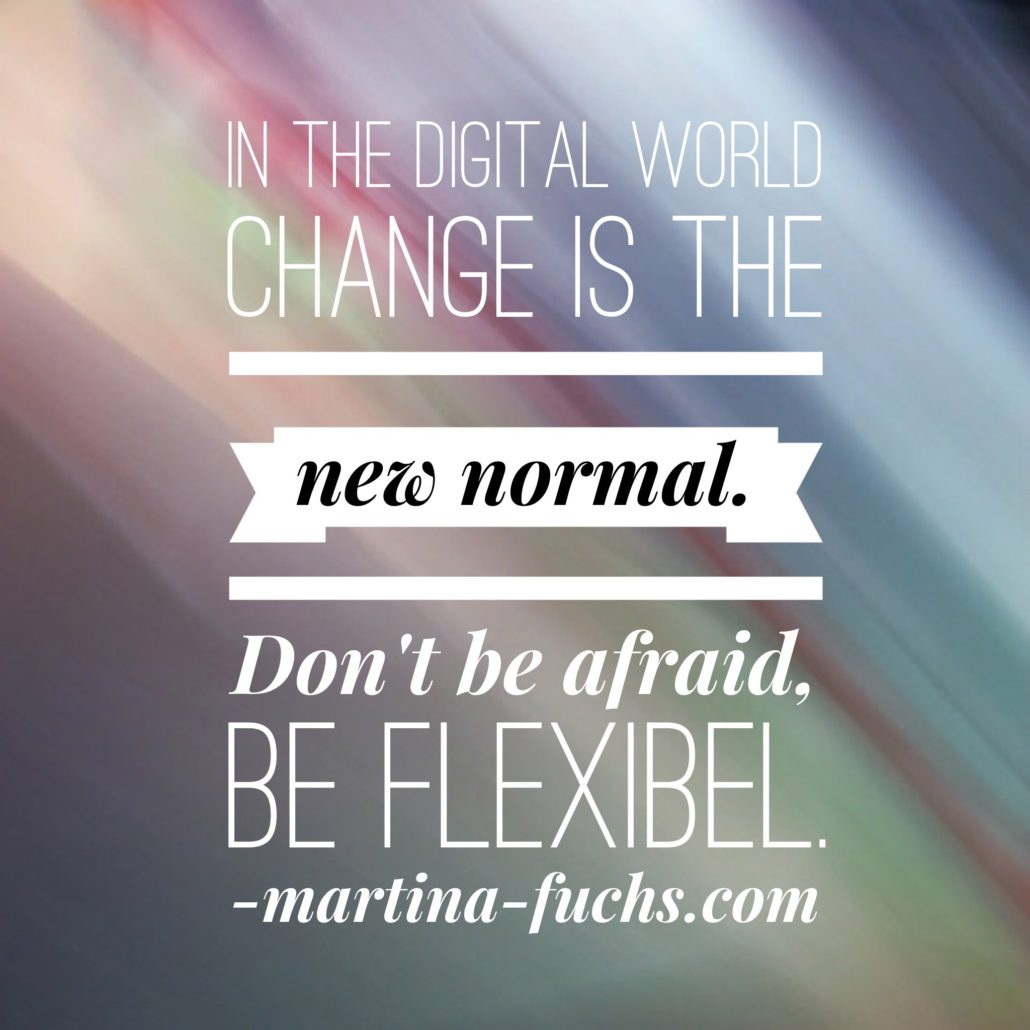 Change - Digitale Transformation