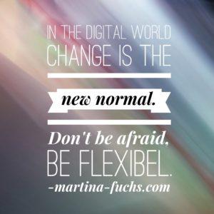 Change - Digitale Transformation