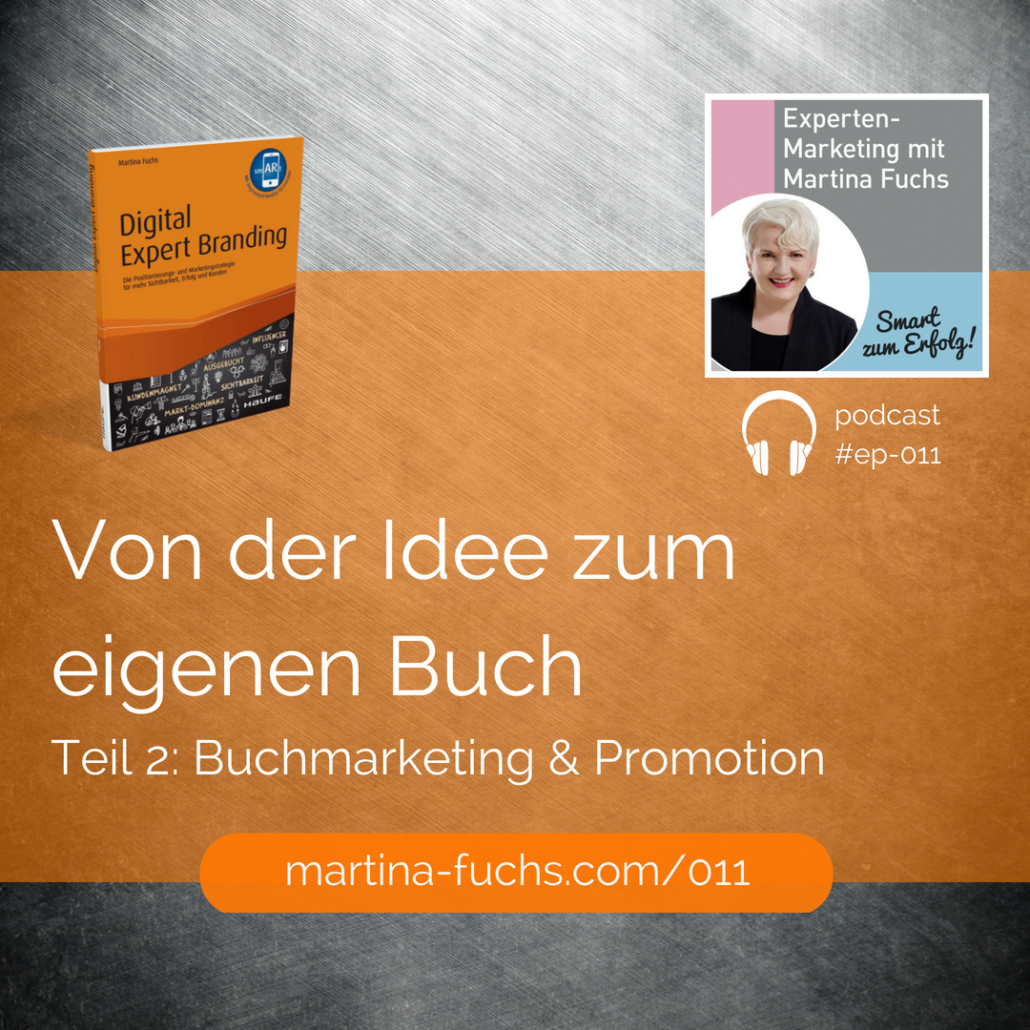 Buchpromotion-Buchmarketing-Martina-Fuchs-Digital-Expert-Branding