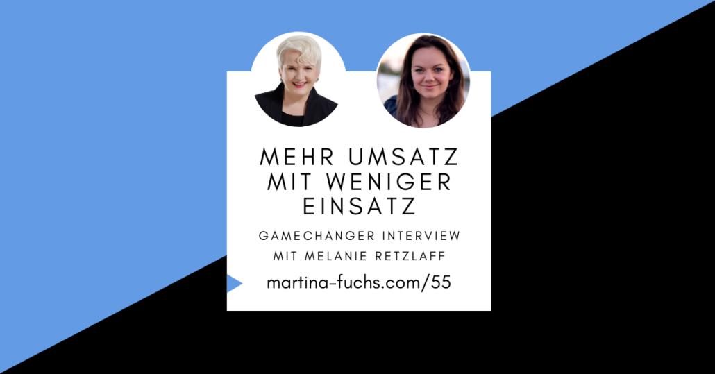 Skalierung-Productized-Service-Interview-Martina-Fuchs-Melanie-Retzlaff-mehr-Umsatz-weniger-Einsatz