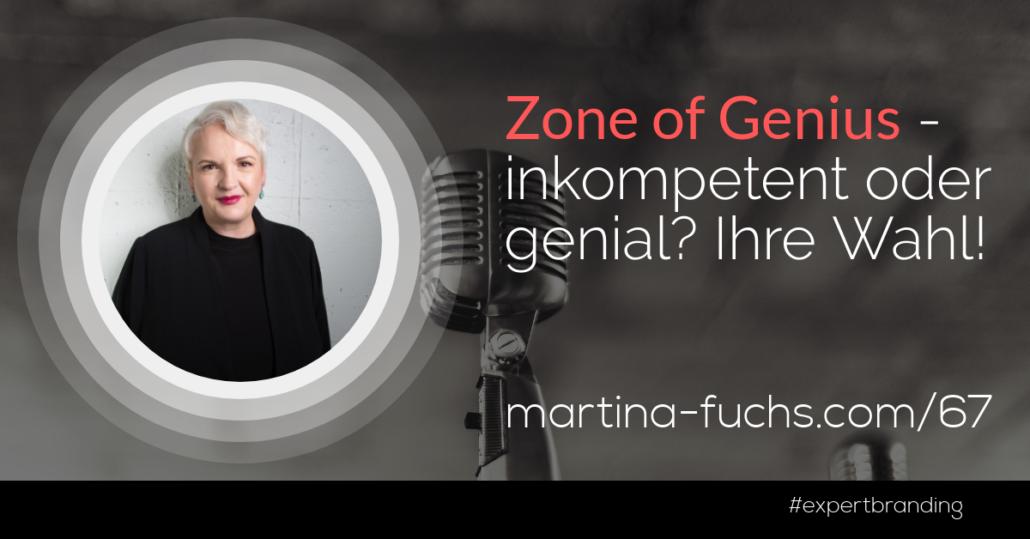 Zone of Genius-Martina Fuchs-Expert Branding