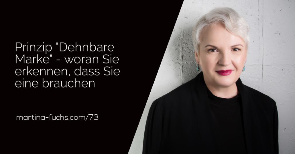 Dehnbare Marke-Dehnbare Expertenmarke-Expertenmarke-Martina Fuchs-Bauchladen