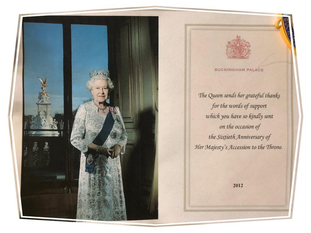 Queen Elizabeth II-The Queen-60. Thronjubiläum-HRM The Queen-Martina Fuchs