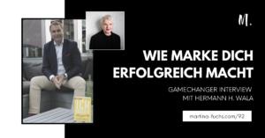 Hermann Wala-Martina Fuchs-Wir Marke-Marken