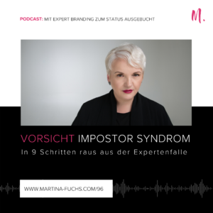 Impostor Syndrom-Imposter-Syndrome-Impostor-Imposter-Martina Fuchs