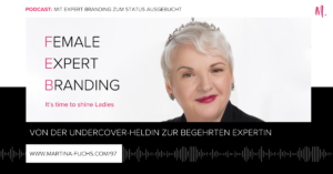 Female Expert Branding-Martina Fuchs-Personal Branding