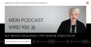 Martina Fuchs-Podcast-100-Party