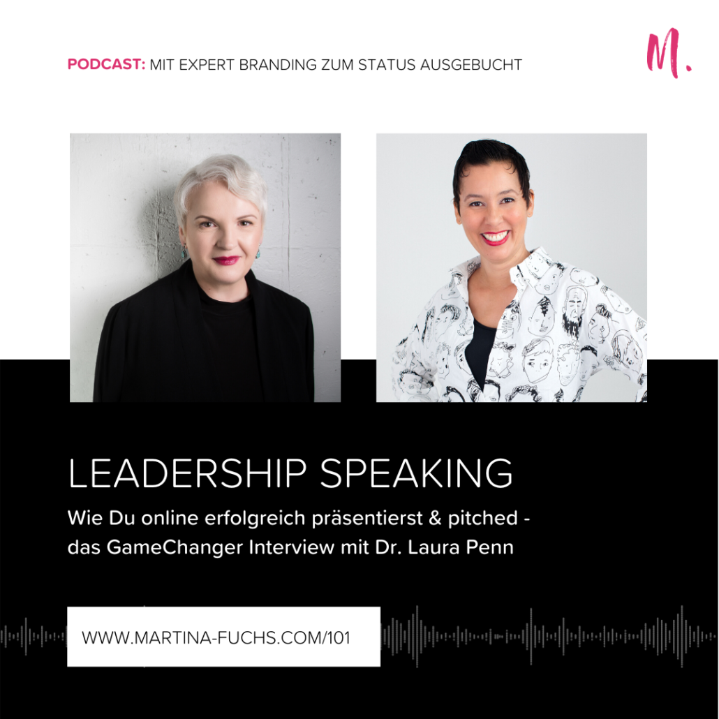 Leadership Speaking-Laura Penn-Martina Fuchs