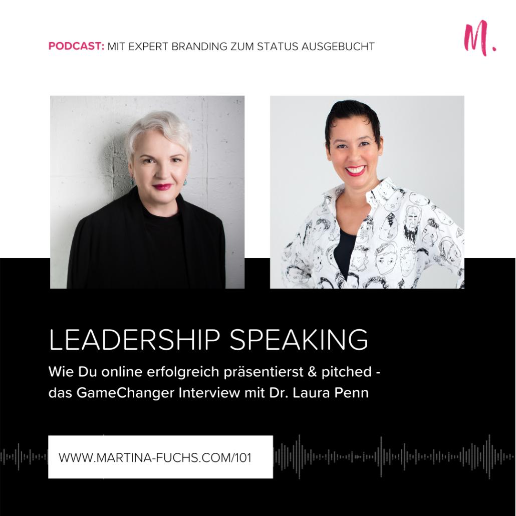 Leadership Speaking-Laura Penn-Martina Fuchs