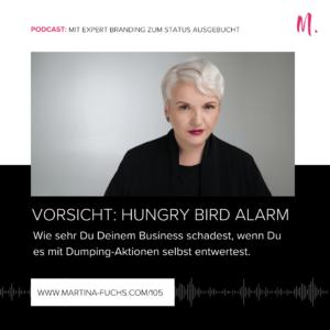 Hungry-Bird-Positionierung-Preisgestaltung-Honorar-Honorarsatz-Martina Fuchs