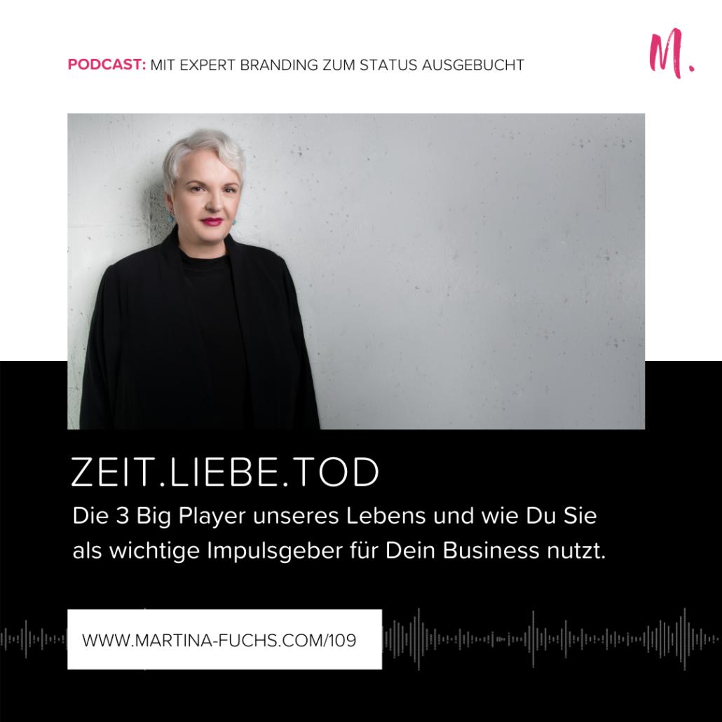 Zeit-Liebe-Tod-Verborgene-Schoenheit-Martina Fuchs-Mindset-Persoenlichkeitsentwicklung