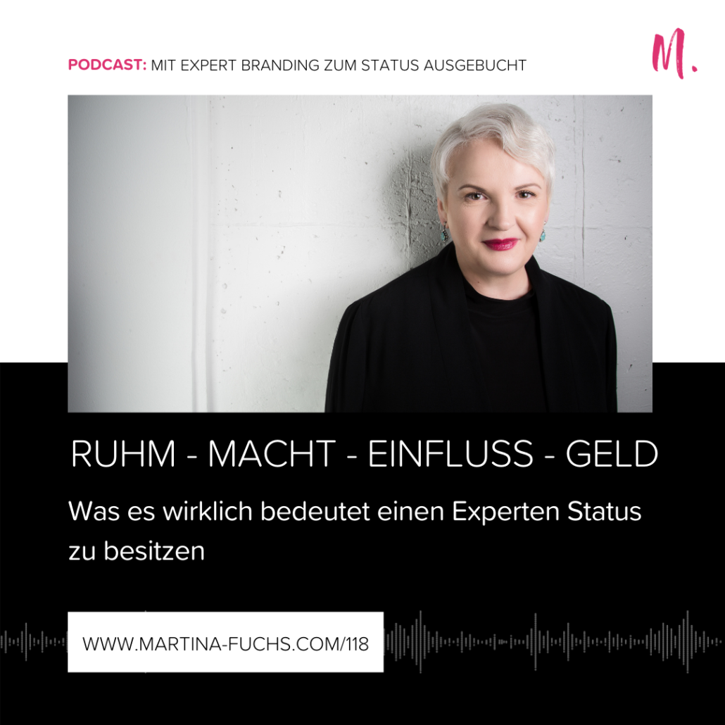 Martina Fuchs-Experten Positionierung-Experten Status-Experten Marketing-Experten Status
