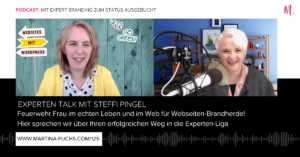 Martina Fuchs-Steffi Pingel-Experten Positionierung-Expert Branding-Positionierung-Personal Branding-Spezialisierung