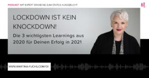 Expertbranding, Change, Martina Fuchs