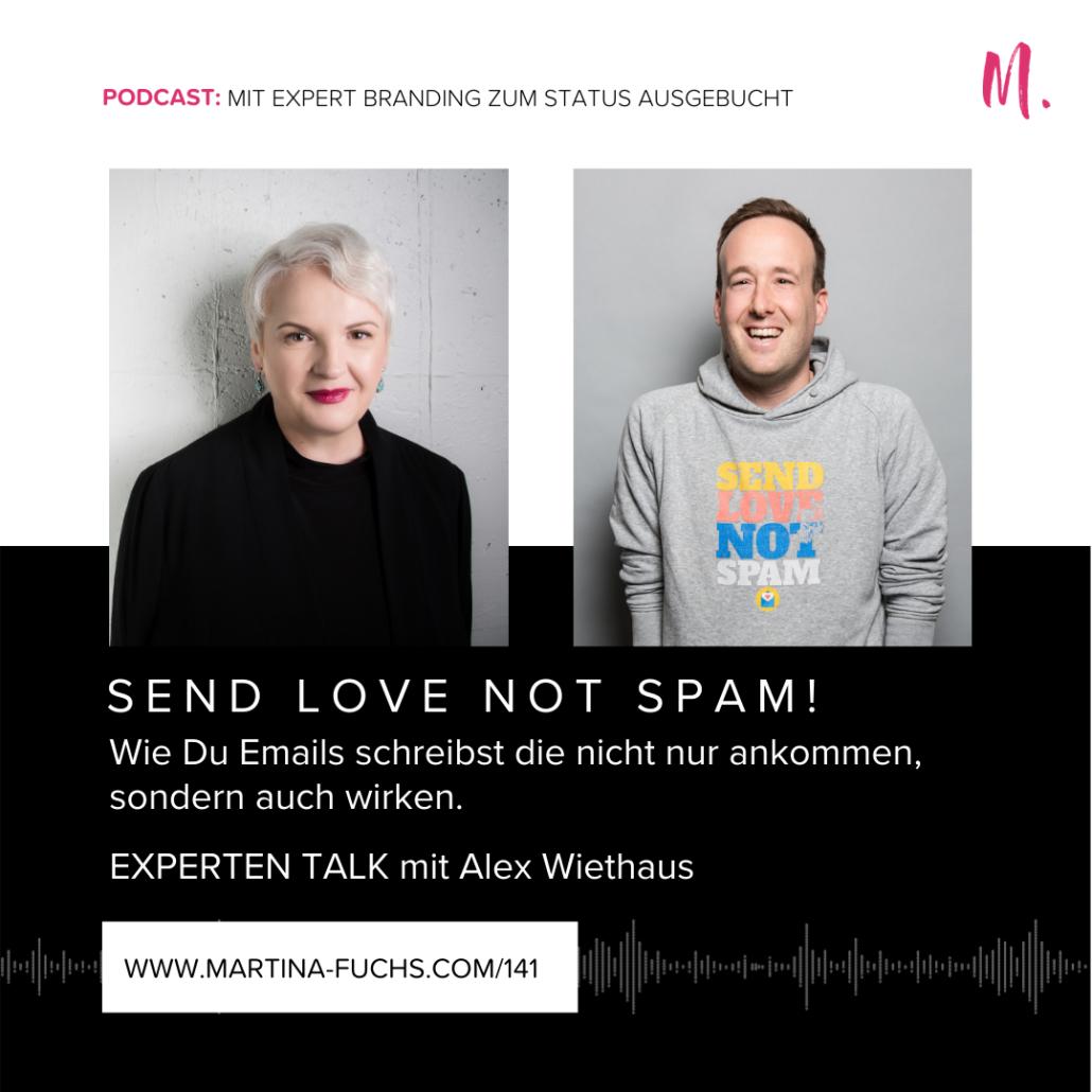 Emailmarketing, Martina Fuchs, Expertenstatus