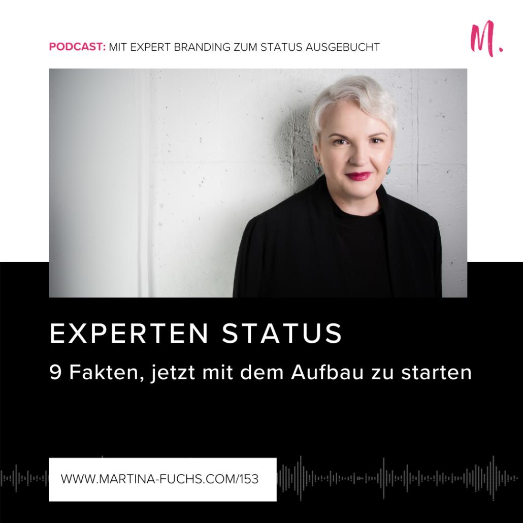 Expertenstatus-9 Fakten Experten Status-Martina Fuchs