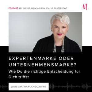 Expertenmarke, Martina Fuchs,