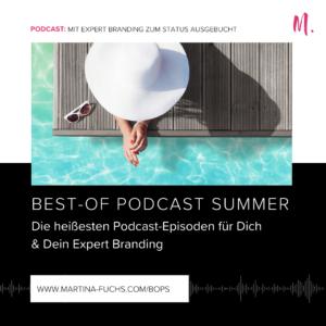 Martina Fuchs-Podcast-Status Ausgebucht