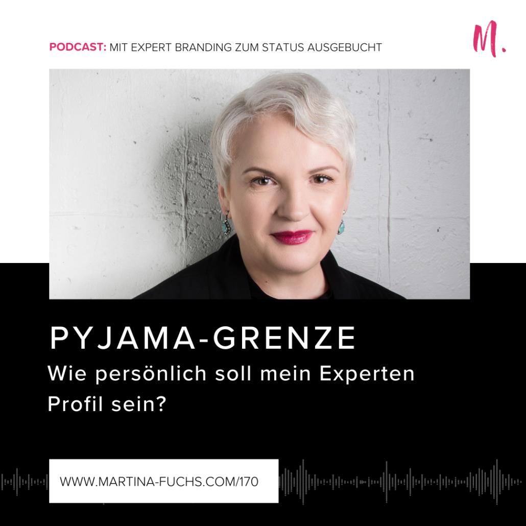 Experten Profil, Martina Fuchs, Experten Status